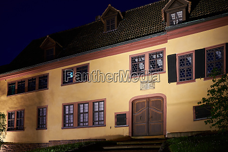 bach house in