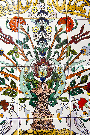 tunisian ceramic tile tunisia north africa