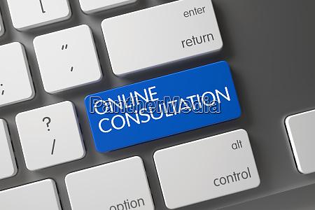 online consultation key