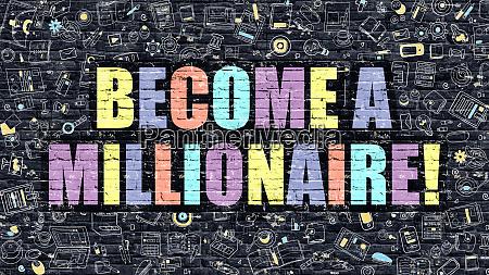 become a millionaire on dark brick