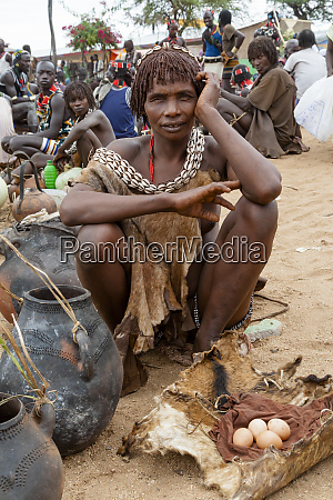 africa ethiopia omo river valley south