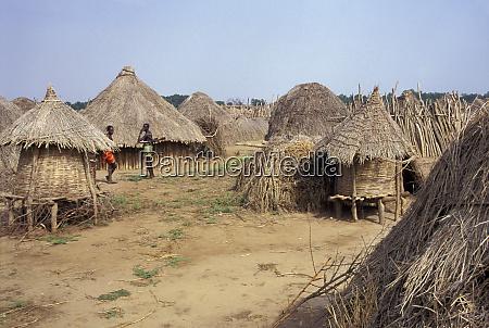 africa ethiopia omo region two guys
