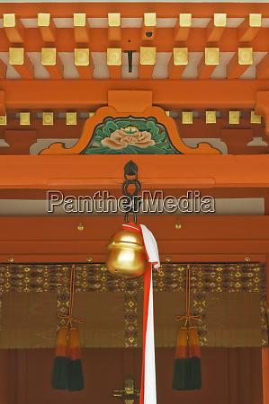japan kyoto fushimi inari grand shrine