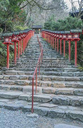 japan kyoto kibune shrine
