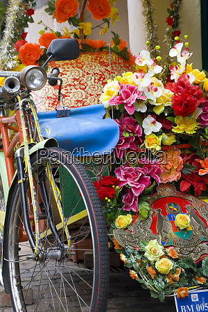 cycle rickshaw melaka malaysia