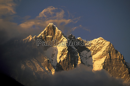 asia nepal scenic