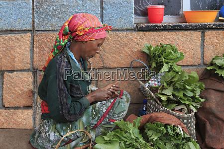 open air market addis ababa ethiopia
