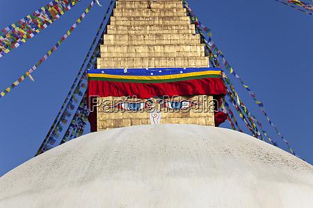 bodnath stupa kathmandu valley nepal