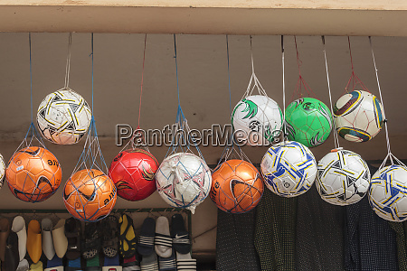 africa gambia banjul multiple netted soccer