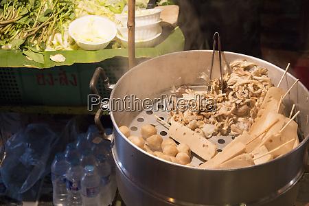 thailand chiang mai night market food