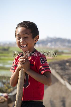 africa madagascar antananarivo province a young