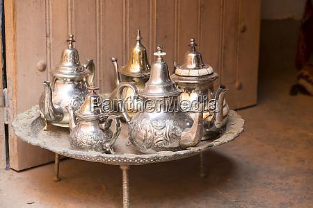 morocco ouarzazate ait benhaddou sets of