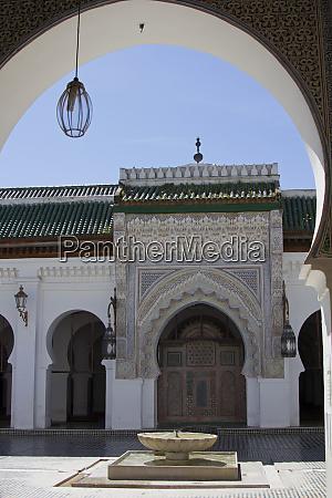 morocco fes qarawiyyin university or al