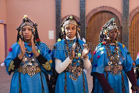 berber women agadir morocco