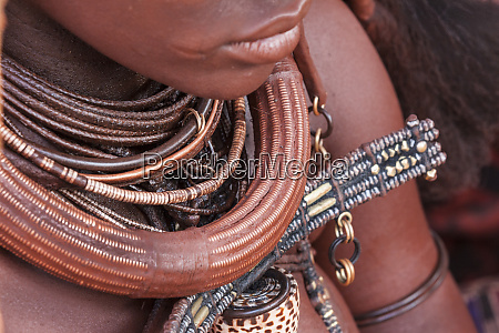 africa namibia opuwo details of himba