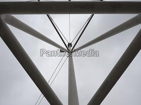 street lighting mast