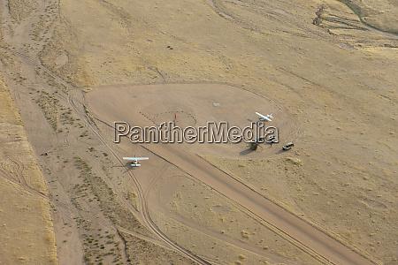 africa namibia northwestern namibia airport used