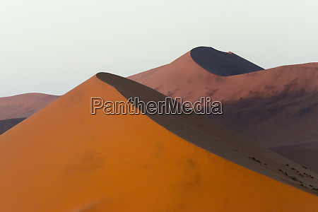 red sand dune 45 in southern