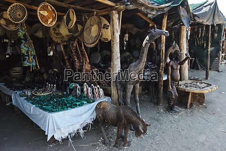 okahandja namibias largest wood carving market