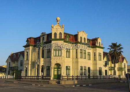 german style houses swakopmund erongo region