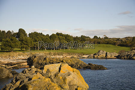 waterfront victoria golf club victoria british