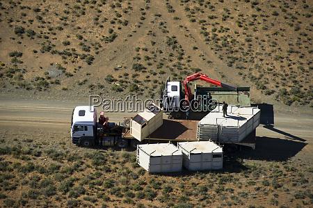 rhinoceros transportation crates great karoo private