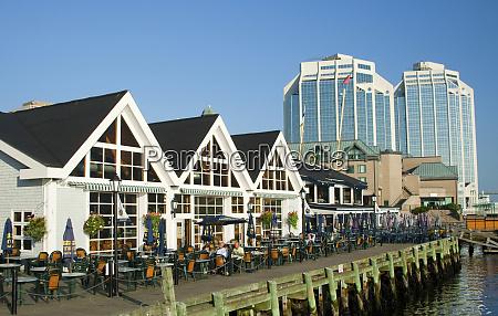 canada nova scotia halifax waterfront