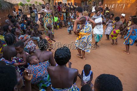 community gathering togo