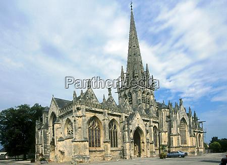 france carentan carentan cathedral