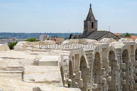 france arles roman amphitheater