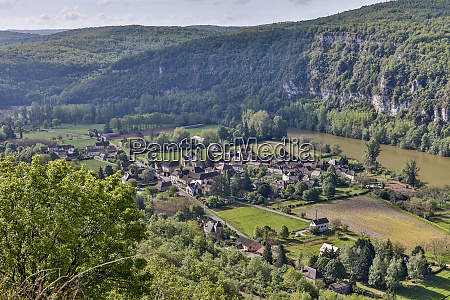 france lot river valley