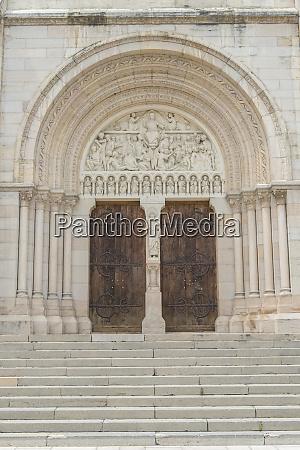 st pierre church macon burgundy france