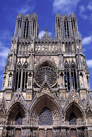 reims cathedral a world heritage site