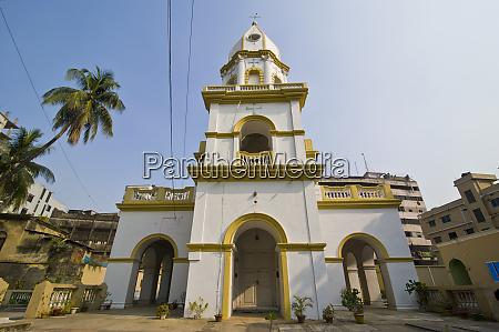 armenian church in dhaka bangladesh asia