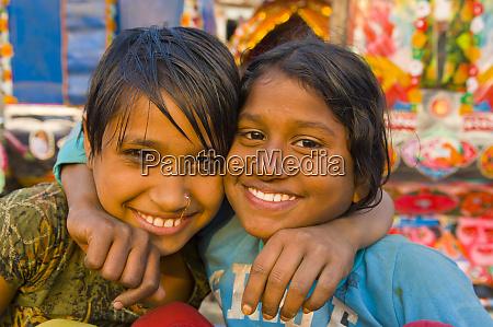 young friendly girls dhaka bangladesh asia