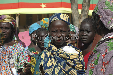 cameroon maga a group of african