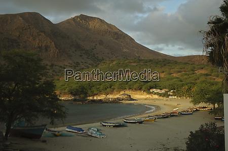 bay of tarrafal santiago island cabo