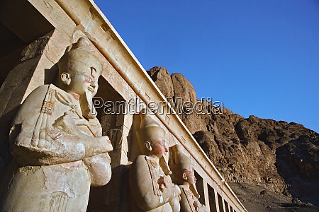 mortuary temple of queen hatshepsut deir