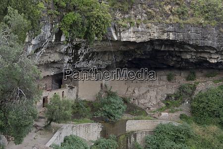 ethiopia lalibela blue nile river