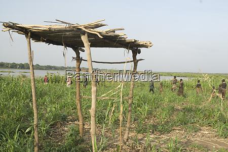 ethiopia lower omo river basin lebuk