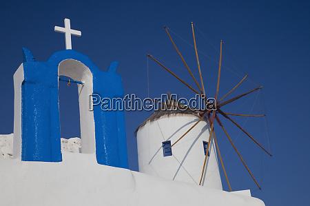 greece santorini town of oia and