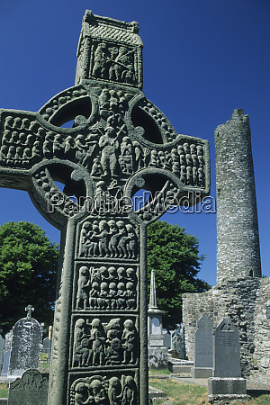 ireland county louth high cross monasterboice