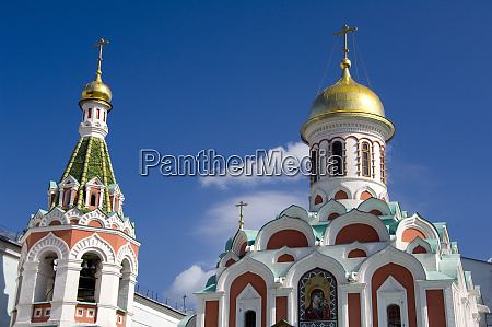 russia moscow red square our lady
