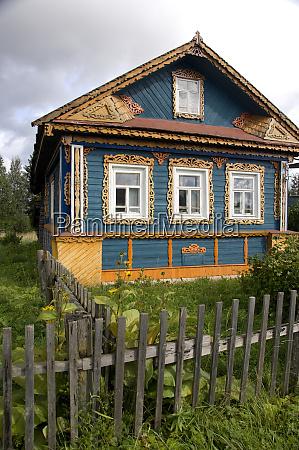 russia volga baltic waterway goritzy typical