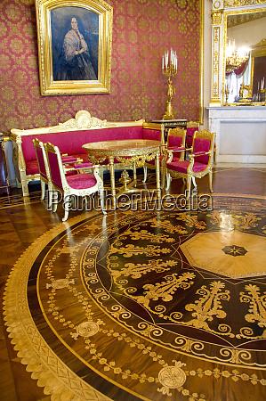 russia st petersburg yusupov palace aka