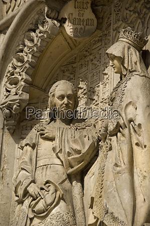 spain madrid columbus square monument