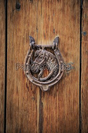 spain balearic islands mallorca door knockers