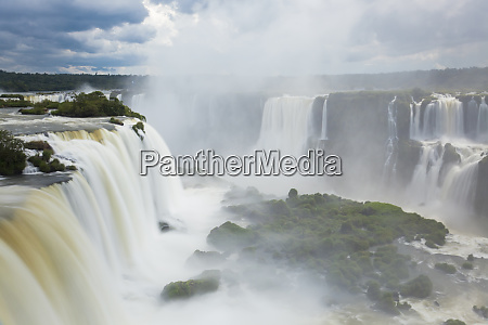 iguacu iguazu falls cataratta foz do