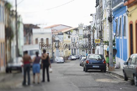 carmo neighborhood pelourinho area of