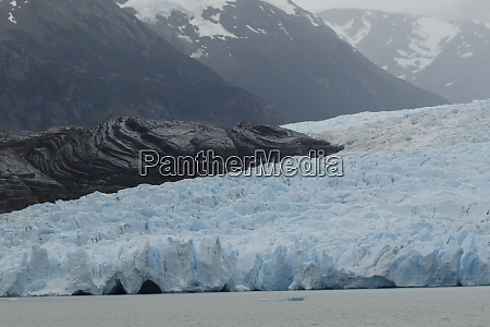 grey glacier torres del paine national